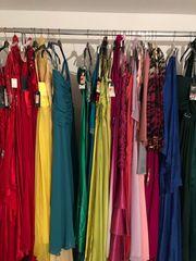 10 verschiedenen Abendkleider für kurze
