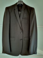 Burberry Anzug schwarz ungetragen Gr