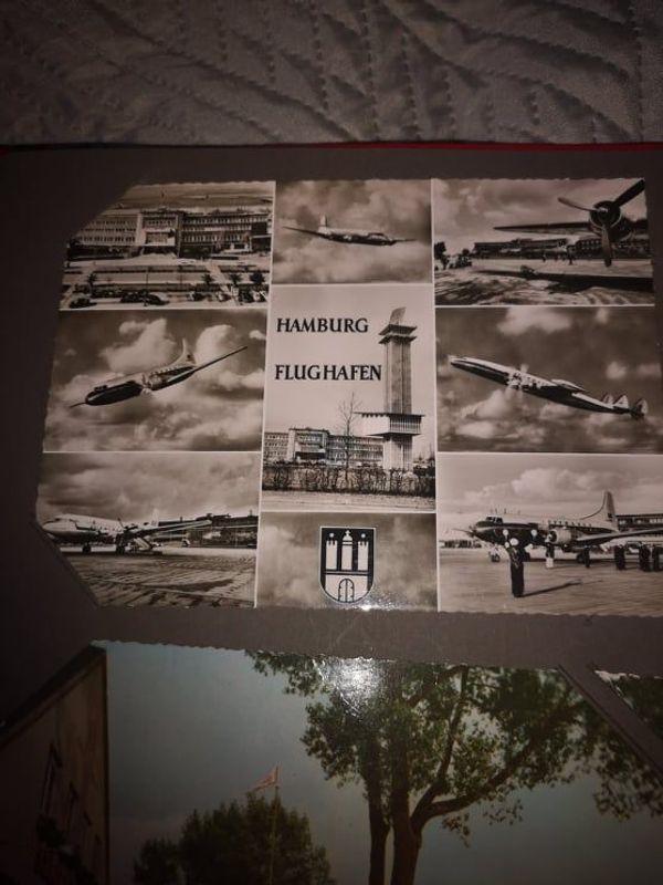 Postkarten Album 104 Postkarten s