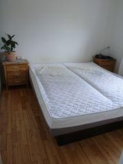 Wasserbett getrennte Matratzen Heizung aus