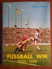 HERBA Sammelalben - Fussball WM 1930-1978