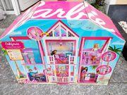 Barbie Puppenhaus California Traumhaus - Weihnachtsgeschenk