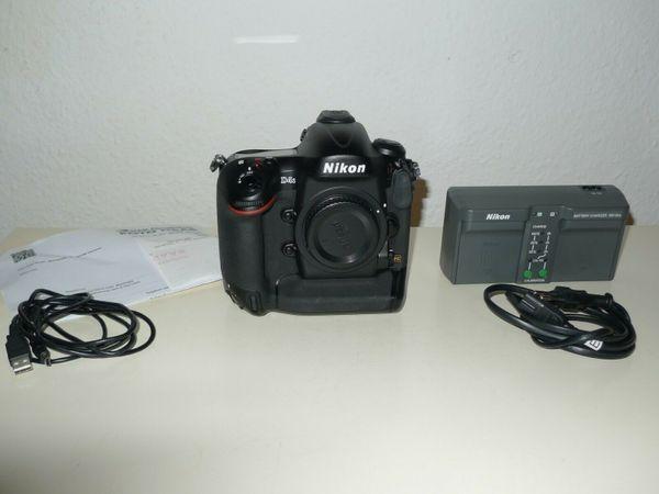 Nikon D4S SLR