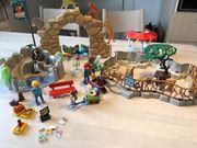 Playmobil Konvolut Zoo 6634 6635