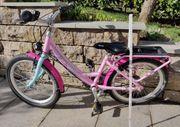 Puky Mädchen Fahrrad 20
