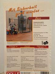 Dolle Kinderschutzgitter für Öfen und