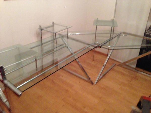 moderner Designer Büro Tisch