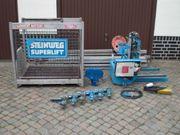 Bauaufzug Steinweg Superlift 200 B