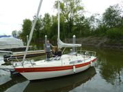 Segelboot zum Schnäppchenpreis