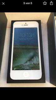 Iphone 5 16GB in weiß