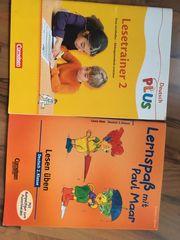 Deutsch Lernbücher Lesetrainer