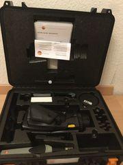 testo 885-2 Set Wärmebildkamera 320x240