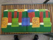 Gartenstuhl-Polster 45cm breit straffe Schaumstoff-Polsterung