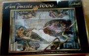 Neu Puzzle1000 Art Puzzle The