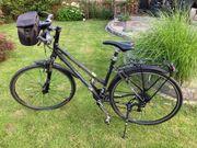 Cross Trekking Fahrrad