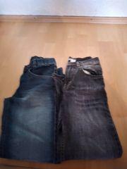 2 jeanshosen 134 und 140