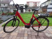 E-Bike der Marke Campus BM