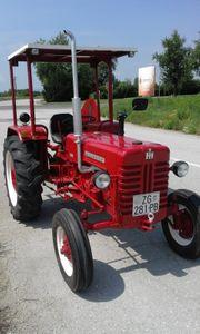 McCormick Traktor Landmaschine Modell International