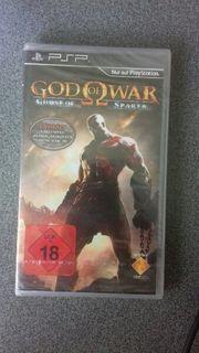 PSP God of War Ghost
