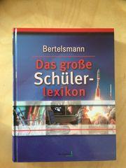Buch Das große Schülerlexikon - Bertelsmann