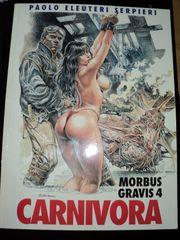 Erotik - Comics des Künstlers PaoloEleuteri