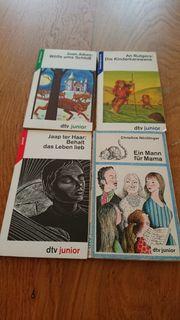 verschiedene Bücher dtv junior