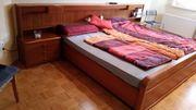 Komplett Schlafzimmer in Kirschbaum