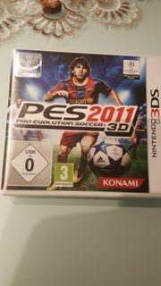 Nintendo 3 DS PES 2011