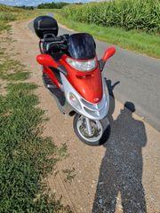 Motorroller 50ccm zweitakt