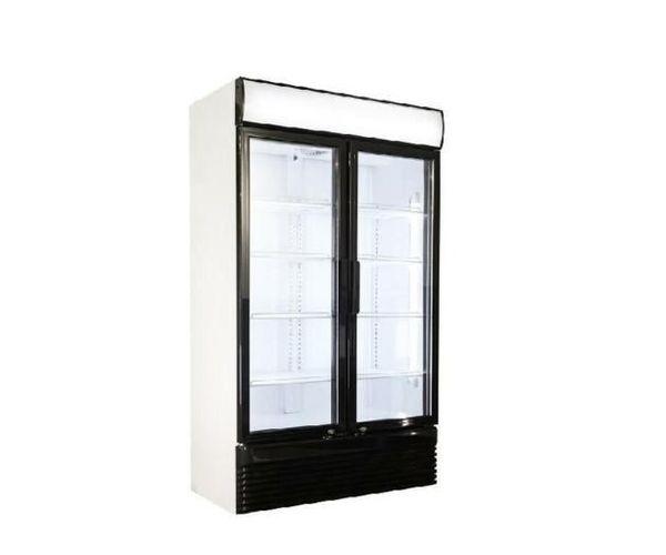 Getränkekühlschrank Kühlschrank 750 Liter Kühlregal -