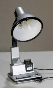 Fotostudio Retuschelampe
