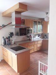Einbauküche Nolte im Landhausstil mit