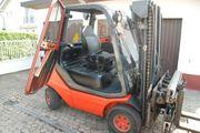 Diesel Gabelstapler Linde H25D-02-Drehkranz 180