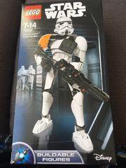 Lego Star Wars- Stormtrooper Commander