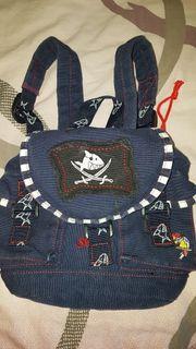 Kinderrucksack Captain Sharky