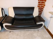 Retro Couch und Sessel