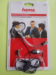 Headset für schnurlose Telefone