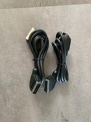 2 Scartkabel Kabel