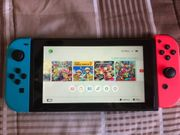 Nintendo Switch Neon 3 spiele