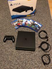 SONY PS4 Slim 500GB Black