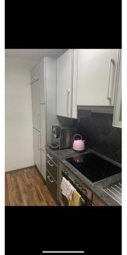 Küche in sehr guten Zustand