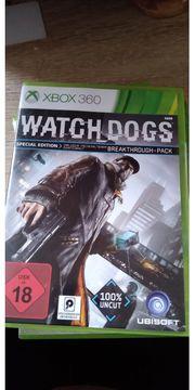 Watch Dogs x Box 360