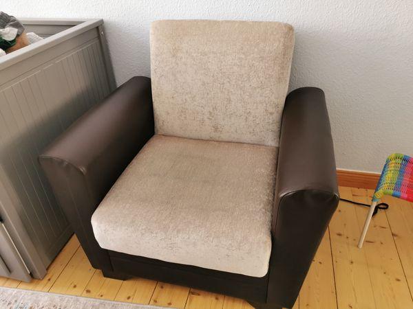 Couchgarnitur 3er 2er und 1er