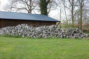 Lausitzer Granit Natursteine Pflastersteine Großpflaster