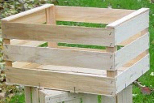 Apfelkiste Holzkiste Füllmenge 20 kg