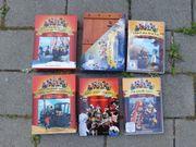 DVD Set Augsburger Puppenkiste über