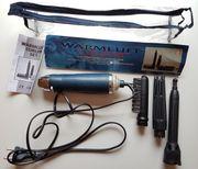 Warmluft Locken-Stab Curler-Set mit 3
