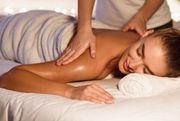 Erholsame Massage für Ihr Wohlbefinden