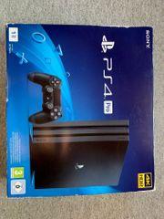 Verkaufe Sony Playstation PS4 Pro