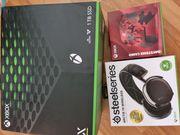 Tausche Xbox Series X gegen